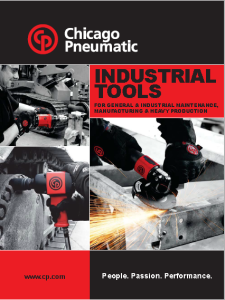 chicago pneumatic page 1