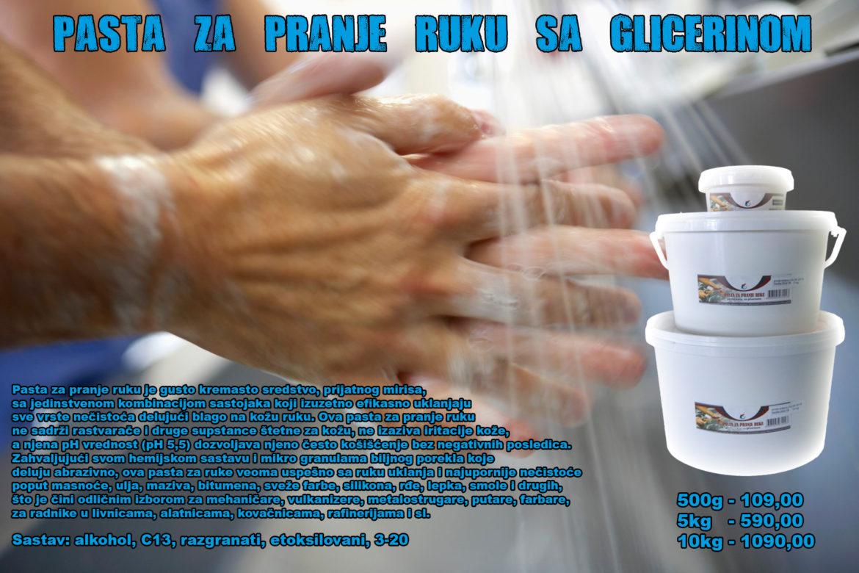 Pasta za ruke